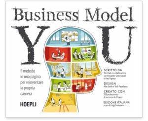Tim Clark Business Model You curato da Luigi Centenaro