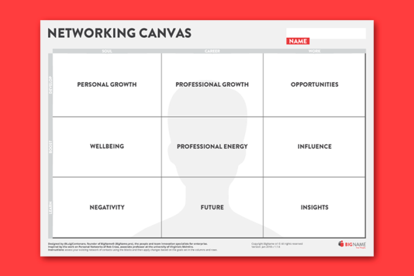 Networking Canvas thumb