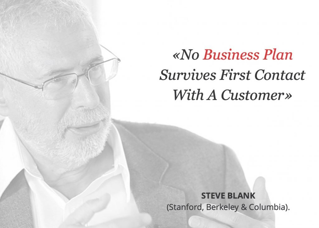 Steve Blank quote