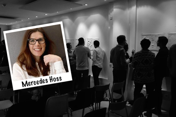 Mercedes Hoss and COKREA